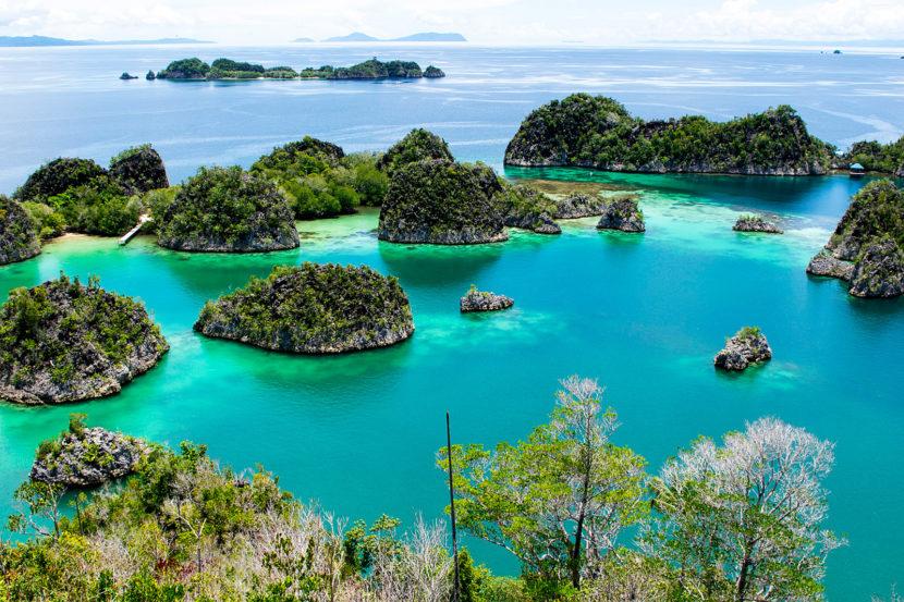 wisata Indonesia bagian Timur